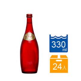 ~TY NANT~緹朗天然礦泉水^(紅^)330ml ^(24入 箱^)