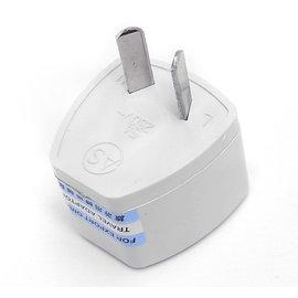 澳規轉換插頭 八字腳轉換插座 雙斜扁 澳洲 澳規旅遊轉換插頭 [MPO-00009]