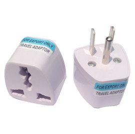 美國塞班島/泰國普吉島/加拿大/菲律賓長灘/美標 電源轉換插頭插座 [MPO-00010]