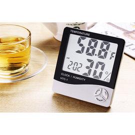家用電子溫度計 室內溫濕度 高精度顯示 [BOM-00007]