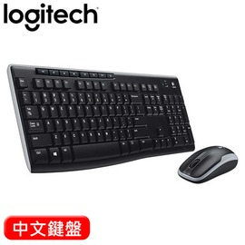 ~Logitech羅技~ MK270r 無線鍵盤滑鼠組USB