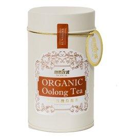 有機茶 通過歐盟Organic EU、USDA、JAS、加拿大有機  熱帶玫瑰陽光有機烏龍