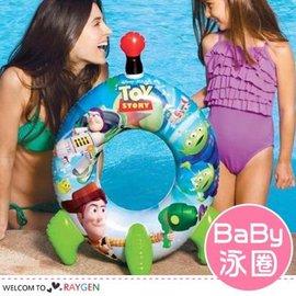 正品TOY火箭造型兒童泳圈 坐圈 浮板【HH婦幼館】