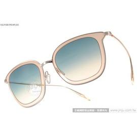 OLIVER PEOPLES 太陽眼鏡 ANNETTA 506379 ^(透粉^) 俏皮