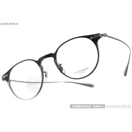 OLIVER PEOPLES 光學眼鏡 SHAWFIELD 5045 ^(黑~銀^) 美學