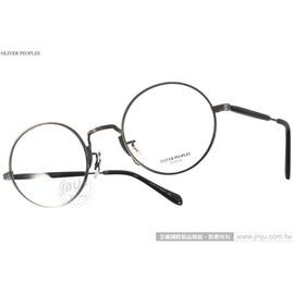 OLIVER PEOPLES 光學眼鏡 WELDEN 5041 ^(銀~黑^) 文青風百搭
