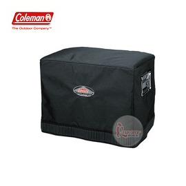 探險家露營帳篷㊣CM-61553 美國Coleman 經典不鏽鋼甲冰桶/冰箱專用保護套 電冰箱隔熱套防塵套