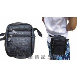 ^~雪黛屋^~Inchibel 腰包5.5吋手機穿過皮帶外掛肩背斜側隨身物品 100^%