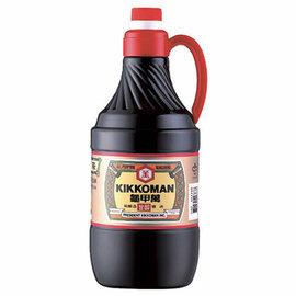 統一 龜甲萬甘醇醬油 1.6L 瓶