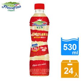 ~嘉紛娜~果之肌 蘋果水^(530mlx24瓶 箱^)