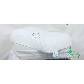 泰國莎帕蒂Spidy S3蝶形護肩顆粒按摩美容枕 純天然乳膠枕. 防 #34728 抗菌.