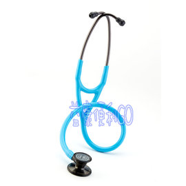 ^~特殊 款^~3M Littmann 心臟科第 聽診器3159寶石藍 煙燻黑聽頭