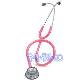 3M Littmann 一般型第 聽診器 銀珠紅2816