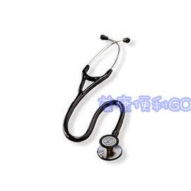 3M Littmann 心臟科第 聽診器3128尊爵黑