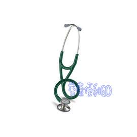 3M Littmann 心臟科第 聽診器3134松墨綠