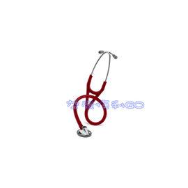 3M Littmann 心臟科精密型聽診器2163蜜棗紅