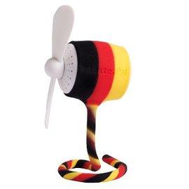 Telego Fan 隨身防水多 芳香風扇 德國