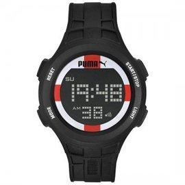 ~時間光廊~PUMA 錶 電子錶 白紅 男錶 女錶 學生錶 情人節 送禮  貨 PU911