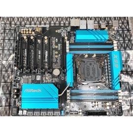 ~含稅盒裝~Asrock 華擎 X99 Extreme3 X99晶片 DDR4 64G 2