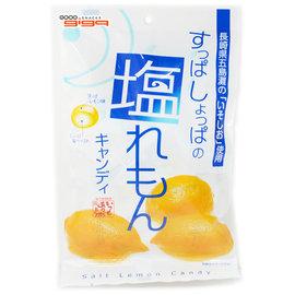 【吉嘉食品】松屋-鹽味檸檬風糖果 1包100公克72元,日本進口,另有可愛鳥籠糖{4978087878002:1}