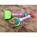 英國ELC 挖沙噴水槍兩用玩具 洗澡戲水水槍挖沙玩具~1入~經濟部商檢合格標章~