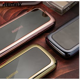 REMAX 睿量 米拉手機移動電源 10000毫安聚合物充 金屬 ^#38236 面