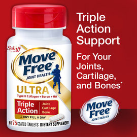 Schiff Move Free Ultra Triple Action 維骨力 膠原蛋白