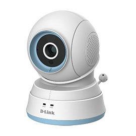 D~Link友訊 DCS~850L 媽咪愛 旋轉式 寶寶 無線 攝影機 雙向語音 夜視 動