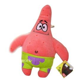 ~卡漫屋~ 派大星 27cm 玩偶 ㊣版 SpongeBob 海綿寶寶 好友 Patric