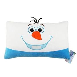 ~卡漫屋~ 雪寶 絨毛雙人枕 長52cm ㊣版 Olaf 冰雪奇緣 Frozen 枕頭 靠