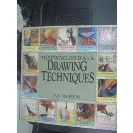 ~書寶 書T7╱藝術_ZHS~The Encyclopedia of Drawing Te