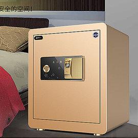 5Cgo ~ 七天交貨~44127413850 觸屏指紋保險櫃家用小型電子保險箱辦公小型4