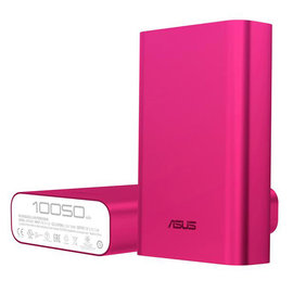 ASUS ZenPower 行動電源 10050mAh 桃紅色 ^(ZenFone2可充大