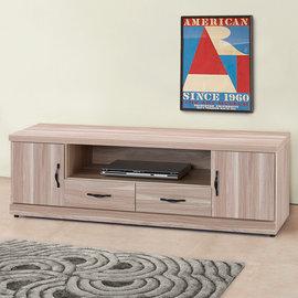 Homelike 雪琪5尺電視櫃 收納櫃 置物櫃