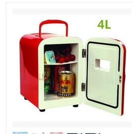 魔法鞋櫃 車載冰箱迷你冰箱便捷式車載小冰箱車家兩用胰島素冷藏箱
