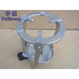 酒精燈架 三角架 三腳架 活動式 調節高度 實驗器材
