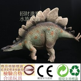 劍龍 恐龍 模型 公仔 仿真 動物 玩具 造景 擺飾 雕像 裝飾品 收藏 爬蟲類 另售 迷