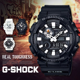 ~ 作~G~SHOCK 衝浪 錶 GAX~100B~1A 防水 GAX~100B~1ADR