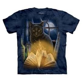 ~摩達客~^( ^) 美國 The Mountain 迷惑貓 純棉環保短袖T恤