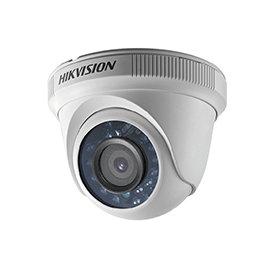 海康威視  TVI 鏡頭^(含變壓器^) 1080P紅外線半球型攝影機