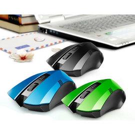 2.4G 力美G2 隨插即用 NB無線滑鼠/光學滑鼠 (免驅動) 黑/紅 [FMO-00008]