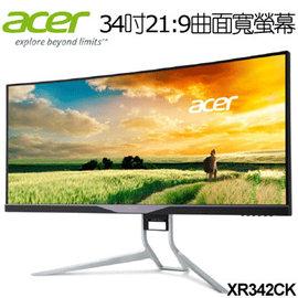 acer XR342CK 34型21:9曲面寬螢幕