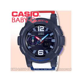 CASIO 卡西歐 手錶 BABY~G BGA~180~2B2 DR 女錶 橡膠錶錶帶 溫