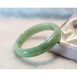 □~Disk的天然水晶~□~時來運轉~滿綠冰種芙蓉青~翡翠手鐲^(18號^)BA22~A貨