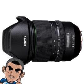 HD PENTAX~D FA 24~70mm 24~70 F2.8 ED SDM WR 富