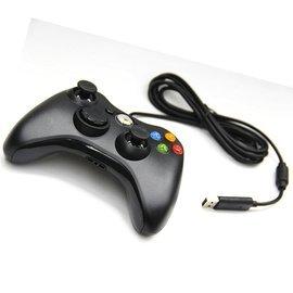 新竹市 XBOX 360 gta5實況 電腦USB e有線手柄/震動遊戲搖杆/手柄/手把 [FGM-00003]