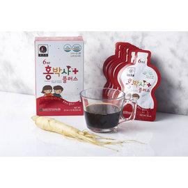 韓國錦山農會 兒童紅蔘液^(紅蔘比例 97^%^) 10包^~3小盒 ^(一大盒^)