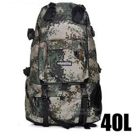 ~LOCAL LION~透氣拔熱登山健行背包40L^(1.17kg^).自助旅行背包.雙肩