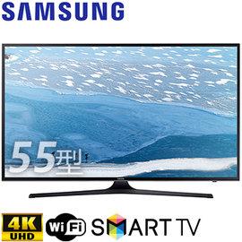 Samsung三星 55吋 UHD 4K連網液晶電視 UA55KU6000W~4KUHD~