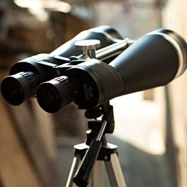 望遠鏡 雙筒高倍高清微光夜視100 遠距離觀測